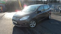 USED 2013 13 FORD GRAND C-MAX 2.0 ZETEC TDCI 5d AUTO 138 BHP JUST ARRIVED