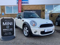 USED 2012 62 MINI HATCH ONE 1.6  ONE WE SPECIALISE IN MINI'S!!!!!!