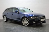 USED 2014 14 AUDI A4 2.0 AVANT TDI QUATTRO SE TECHNIK 5d 174 BHP BEST VALUE QUATTRO ON THE INTERNET