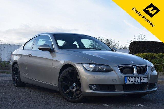 USED 2007 07 BMW 3 SERIES 3.0 330I SE 2d AUTO 269 BHP