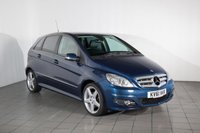 2011 MERCEDES-BENZ B CLASS 2.0 B180 CDI SPORT 5d AUTO 109 BHP £7682.00