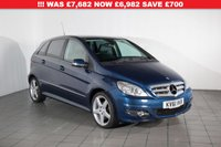 USED 2011 61 MERCEDES-BENZ B CLASS 2.0 B180 CDI SPORT 5d AUTO 109 BHP Call us for Finance