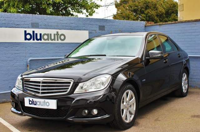 View our MERCEDES-BENZ C 180