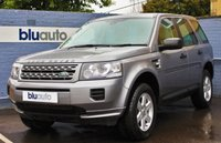 2013 LAND ROVER FREELANDER 2.2 TD4 GS 5d 150 £14460.00