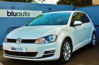 2013 VOLKSWAGEN GOLF 2.0 GT TDI BLUEMOTION TECHNOLOGY DSG 5d AUTO 148 BHP £13420.00