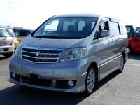 USED 2005 TOYOTA ALPHARD LOW MILEAGE APHARD READY FOR CONVERSION