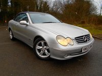 2003 MERCEDES-BENZ CLK