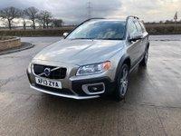 2013 VOLVO XC70 2.4 D5 SE LUX AWD 5d AUTO 212 BHP £12495.00