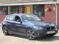 2013 BMW 1 SERIES 118D SPORT (BLUETOOTH+£30 ROAD TAX) 5dr £7190.00