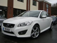 USED 2010 VOLVO C30 1.6 R-DESIGN 3d 100 BHP
