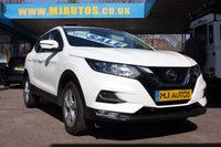 USED 2018 18 NISSAN QASHQAI 1.2 ACENTA DIG-T 5dr 113 BHP **ZERO DEPOSIT FINANCE AVAILABLE** **APPLY ONLINE**