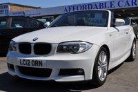 2012 BMW 1 SERIES 2.0 118D M SPORT 2d 141 BHP £8995.00