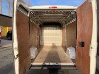 USED 2015 65 PEUGEOT BOXER 2.2 HDI 335 L3H2 PROFESSIONAL 130 BHP Sat Nav Cruise A/C