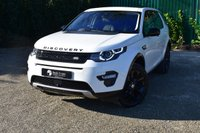 USED 2017 67 LAND ROVER DISCOVERY SPORT 2.0 TD4 HSE 5d AUTO 180 BHP