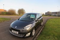 2011 RENAULT SCENIC 1.5 DYNAMIQUE TOMTOM DCI 7 Seater,Sat Nav,Cruise Control £4995.00