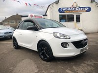 USED 2016 66 VAUXHALL ADAM 1.2 ENERGISED 3d 69 BHP Low Miles One Owner, Full History, Excellent Condition!