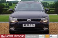 USED 2016 66 VOLKSWAGEN TIGUAN 2.0 TDI BlueMotion Tech SE Navigation (s/s) 5dr NEWSHAPE NAVIGATION 150BHP ASK ABOUT BUY NOW AND PAY IN 2 MONTHS