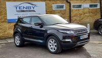 2012 LAND ROVER RANGE ROVER EVOQUE 2.2 SD4 PURE TECH 5d AUTO 190 BHP £17984.00