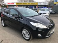 USED 2009 09 FORD FIESTA 1.6 TITANIUM TDCI 5 DOOR 89 BHP IN BLACK WITH 74000 MILES IN GOOD CONDITION. APPROVED CARS ARE PLEASED TO OFFER THIS  FORD FIESTA 1.6 TITANIUM TDCI 5 DOOR 89 BHP IN BLACK WITH 74000 MILES IN GOOD CONDITION WITH A FULL SERVICE HISTORY SERVICED AT 6K,14K,23K,30K,37K,45,50K,60K AND 69K A GREAT LITTLE FIESTA AN IDEAL FIRST CAR.