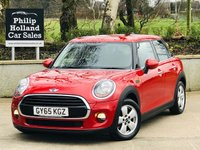 USED 2015 65 MINI HATCH COOPER 1.5 COOPER D 5d 114 BHP Bluetooth, DAB radio, Keyless start