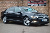 USED 2015 65 VOLKSWAGEN PASSAT 2.0 TDI BlueMotion Tech SE Business (s/s) 4dr