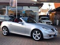 2005 MERCEDES-BENZ SLK 1.8 SLK200 KOMPRESSOR 2d 161 BHP £3995.00