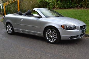 2006 VOLVO C70 2.4 SE 2d 170 BHP £3695.00