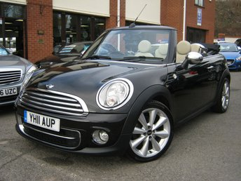2019 MINI COOPER COOPER D CHILLI CONVERTIBLE £SOLD