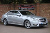 USED 2011 MERCEDES-BENZ E-CLASS 2.1CDI BlueEFFICIENCY E250 CDI Sport 4dr LOW %FINANCE AVAILABLE