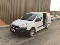 USED 2019 PEUGEOT PARTNER CDV 1.6 HDI Full Service History 1 Owner Lovely Condition