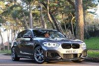 2015 BMW 1 SERIES 3.0 M135I 3d AUTO  £19950.00