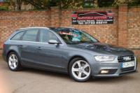USED 2014 64 AUDI A4 AVANT 2.0 TDI ultra SE Technik Avant 5dr SAT-NAV+DAB+LEATHER+AUTO-BOOT