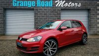 USED 2015 65 VOLKSWAGEN GOLF 1.6 MATCH EDITION TDI BMT 5d 109 BHP *SAT NAV HEATED SEATS*