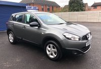 USED 2011 61 NISSAN QASHQAI 1.6 VISIA 5d 117 BHP Buy with confidence from a garage that has been established  for more than 25 years.