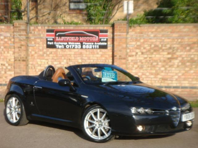 View our ALFA ROMEO SPIDER