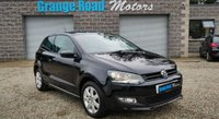 2014 VOLKSWAGEN POLO 1.2 MATCH EDITION TDI 3d 74 BHP £6150.00