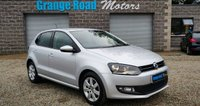 2013 VOLKSWAGEN POLO 1.2 MATCH EDITION TDI 5d 74 BHP £6150.00