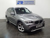 USED 2011 60 BMW X1 2.0 SDRIVE18D SE 5d 141 BHP