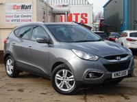 USED 2012 12 HYUNDAI IX35 1.7 PREMIUM CRDI 5d 114 BHP NAV | HEATED 1/2 LEATHER | CAMERA | PAN ROOF