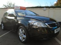 USED 2011 11 KIA CEED 1.4 VR-7 5d 89 BHP GUARANTEED TO BEAT ANY 'WE BUY ANY CAR' VALUATION ON YOUR PART EXCHANGE
