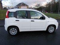 2013 FIAT PANDA POP 1.2 £3750.00