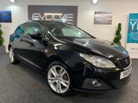 USED 2011 11 SEAT IBIZA 1.6 CR TDI SPORTRIDER 3d 103 BHP IMMACULATE, FSH, CHEAP RUNNER!