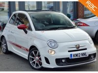 USED 2012 12 ABARTH 500 1.4 ABARTH 3d 135 BHP