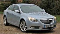 2013 VAUXHALL INSIGNIA 2.0 SRI NAV CDTI 5d AUTO 157 BHP £3990.00