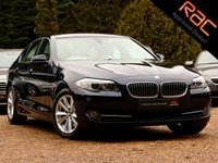 USED 2010 60 BMW 5 SERIES 2.0 520D SE 4d AUTO 181 BHP (NAV & HEADS UP DISPLAY)