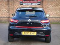 USED 2013 13 RENAULT CLIO 0.9 TCe Dynamique S MediaNav (s/s) 5dr SATNAV+BLUTOOTH+CRUISE+CLIMATE