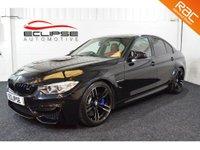 USED 2014 BMW M3 3.0 M3 4d AUTO 426 BHP