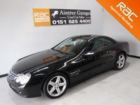 USED 2005 05 MERCEDES-BENZ SL 3.7 SL350 2d AUTO 245 BHP # BUY FOR ONLY 29 A W/K FINANCE