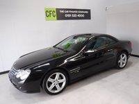 2005 MERCEDES-BENZ SL 3.7 SL350 2d AUTO 245 BHP £8990.00