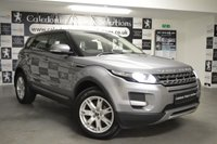 USED 2012 62 LAND ROVER RANGE ROVER EVOQUE 2.2 SD4 PURE 5d 190 BHP